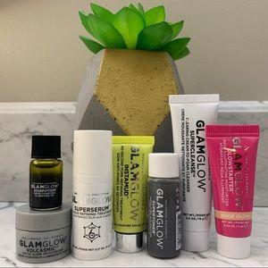 GLAMGLOW Skincare Facial Mask Beauty Lot NEW x7